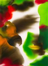 """Hidden World"" watercolor 22"" x 30"" 2012"