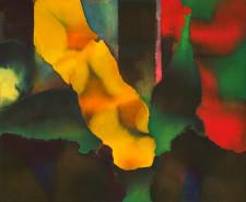 """Visitation"" watercolor 22"" x 30"" 2015"